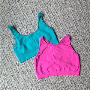 Ivivva / Lululemon sports bras girls size 14